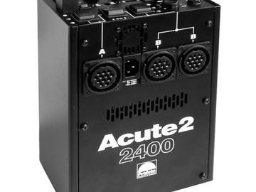 Rent: Profoto Acute2 2400 (2 Available)