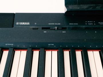 Rent: Yamaha  Digital Piano