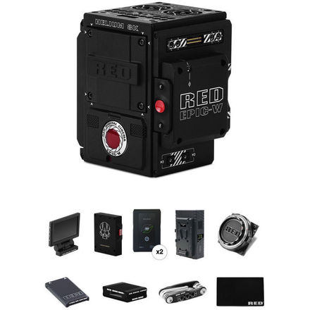 RED Epic-W Helium 8K S35 Kit