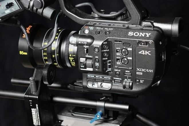 Sony FS7 Basic Cinema Package