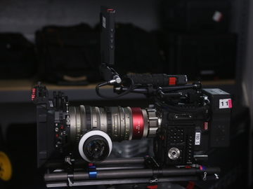 RED Epic-W Helium 8K S35 Full Base Package