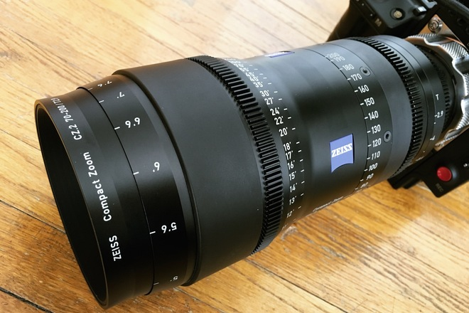Zeiss Compact Zoom CZ.2 70-200 PL