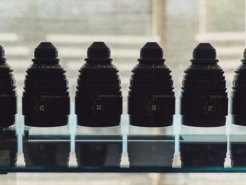 Rent: ARRI Master Prime Six Lens Set