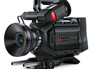 Rent: Blackmagic Ursa Mini 4.6k Kit