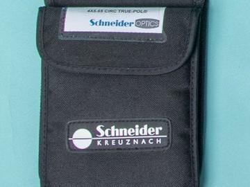 Rent: Schneider 4x5.65-in Circular True-Polarizing Filter