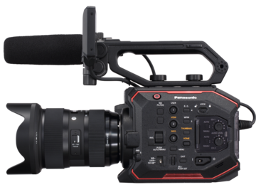Rent: Panasonic AU-EVA1 Indie Camera Package + Sigma Art Lenses