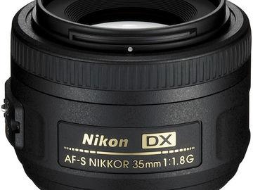 Rent: Nikon AF-S DX Nikkor 35mm f/1.8G