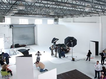 Rent: LightSpace Studios - Studio A
