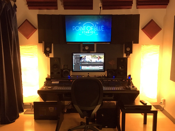 Rent: Audio Post-Production Services
