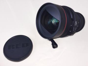Rent: RED Pro Zoom 18-85mm T2.9