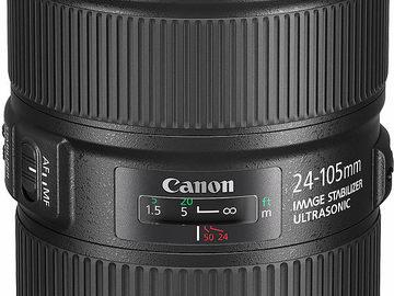 Canon EF 24-105mm f/4 L IS Mark II