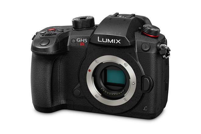 Panasonic GH5S  Body - NEWEST CAMERA w V-LOG & Lens LUMIX