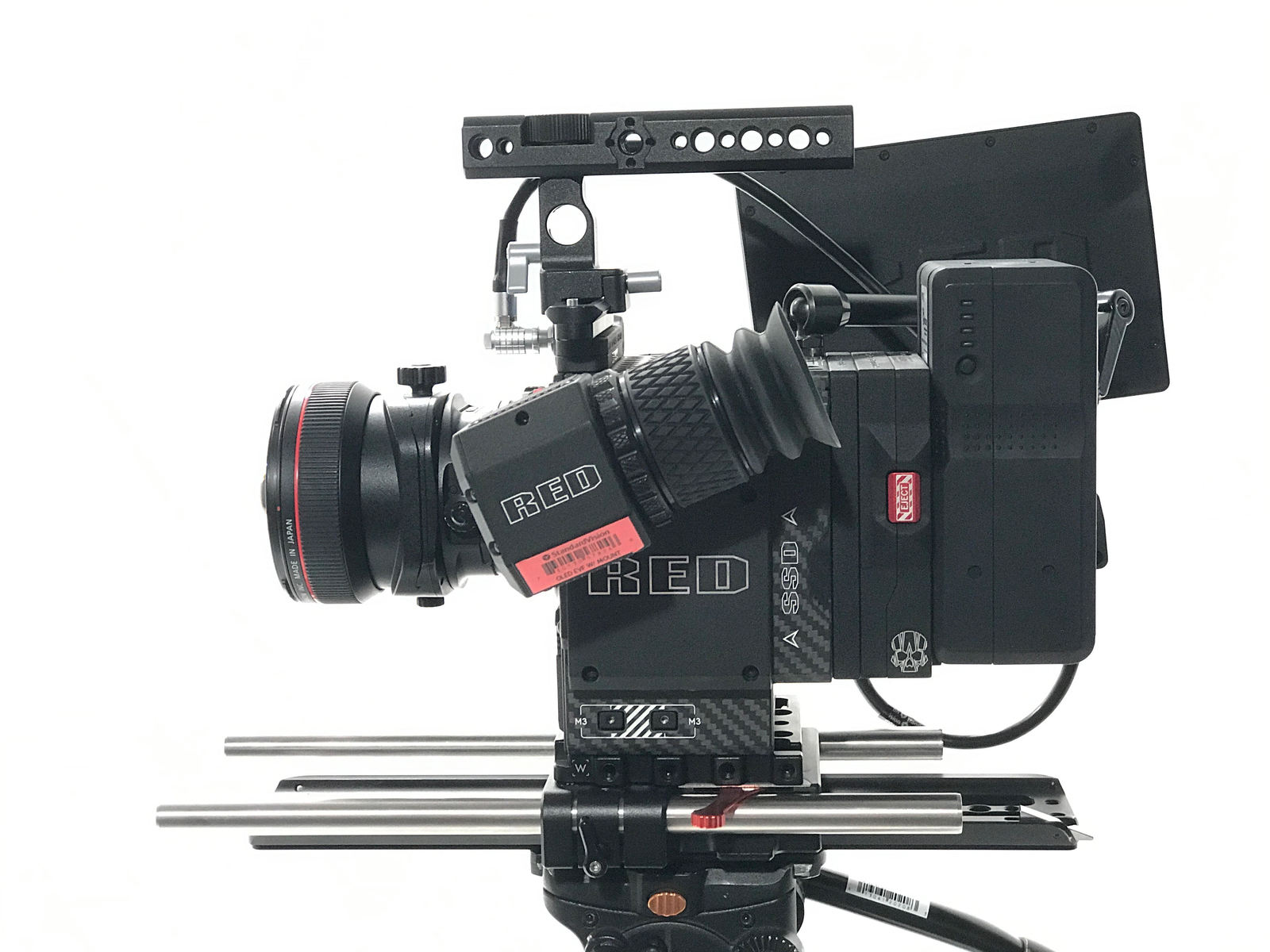 Rent a RED Epic-Weapon Helium 8K S35 Package   ShareGrid Los Angeles