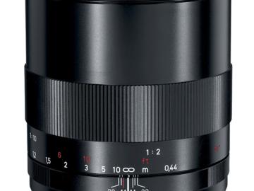 Rent:  Zeiss Makro-Planar T* 100mm f/2 ZE Lens for Canon EF Mount