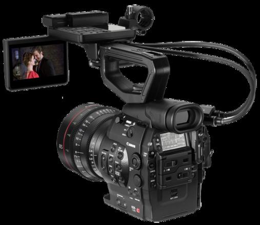 Canon C300 EF Mount (basic package)