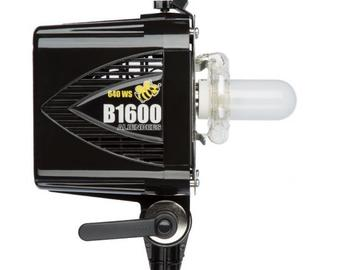 Rent: Paul Buff Alien Bees B1600 Studio Flash Unit