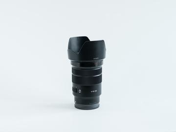 Rent: Sony E 18-105mm f/4 G OSS