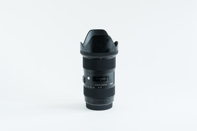 Sigma 18-35mm f/1.8 Canon w/sigma mc-11 adapter to sony