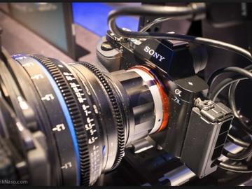 Rent: Sony A7S ii with PL, EF, Nikon Mount