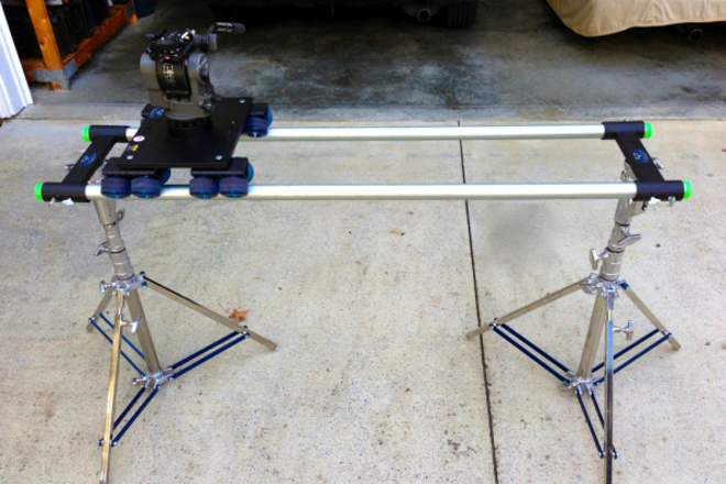 Dana Dolly kit w/speedrail and low-combo stands