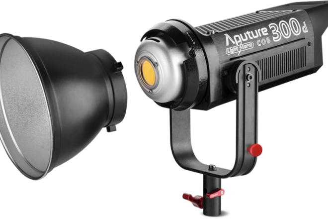 *2* Aputure Lightstorm 300d's w/ Fresnel  FREE DELIVERY