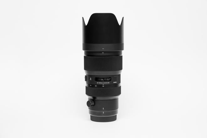 Sigma 50-100mm f/1.8 Canon w/sigma mc-11 adapter