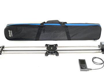 Rent: Rhino Slider Ultimate Motorized Bundle