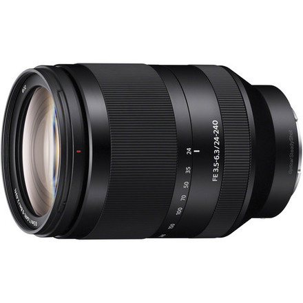 Sony FE 24-240mm f/3.5-6.3 OSS Zoom Lens