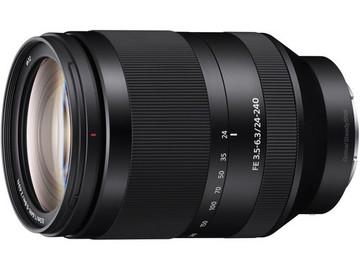 Rent: Sony FE 24-240mm f/3.5-6.3 OSS Zoom Lens