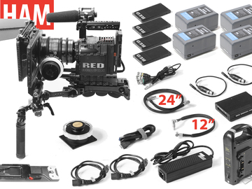 Rent: RED Epic Dragon 6K, Sigma T2 18-35mm, Matte Box, Handles