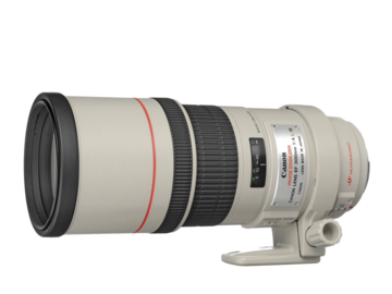 Rent: Canon EF 300mm f/4L IS USM Lens