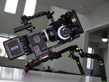 Rent: RED Scarlet-W Dragon 5K+RONIN 2 Kit FREE DELIVERY