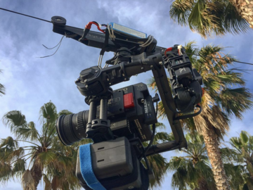Rent: Highsight Cable Cam with Operators and Movi M5