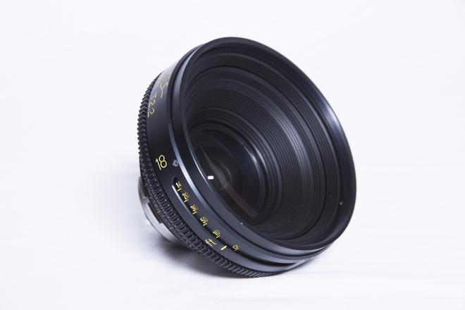 TLS Cooke Speed Panchro 2 Lens set
