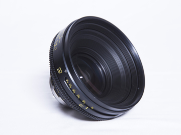 Rent: TLS Cooke Speed Panchro 2 Lens set