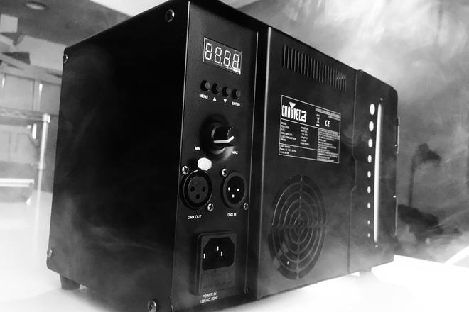 Chauvet Hurricane Professional Cinema Hazer / Haze Machine
