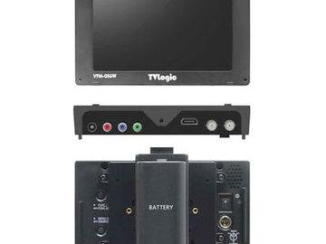 "Rent: 5.6"" TVLogic VFM-056WP Onboard monitor"