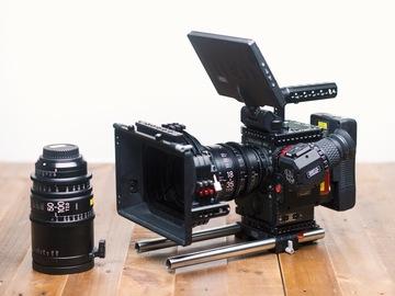 Red Weapon 8K Helium (Epic-W) + Sigma Cinema Zooms