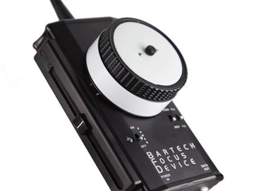 Rent: BARTECH SINGLE CHANNEL WIRELESS FOLLOW FOCUS SYSTEM