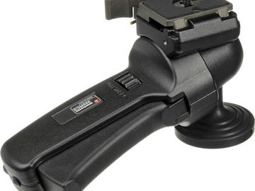 Rent: MANFROTTO | PISTOL GRIP | SIDE HANDLE | 322RC2