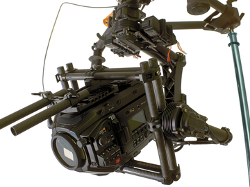 Rent: MoVI Freefly M15 3-Axis Motorized Gimbal + OPERATOR INCLUDED