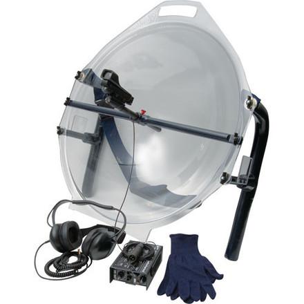 Big Ears Parabolic Mic Kit