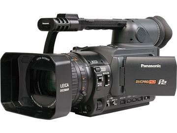 Rent: Panasonic AG-HVX 200 Camera