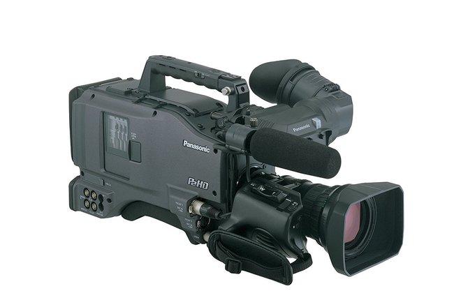 Panasonic AG-HPX 500 Camera