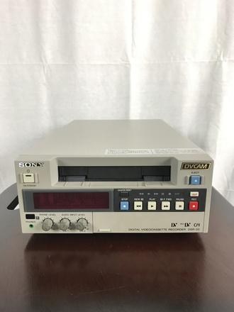 Sony DSR-20 Compact DVCAM/ DV VTR