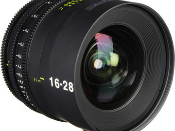 Rent: Tokina Cinema Vista 16-28mm II T3 Wide-Angle Zoom Lens (PL M