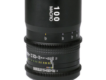 Rent: Tokina Cinema AT-X 100mm T2.9 Macro Lens (PL Mount)