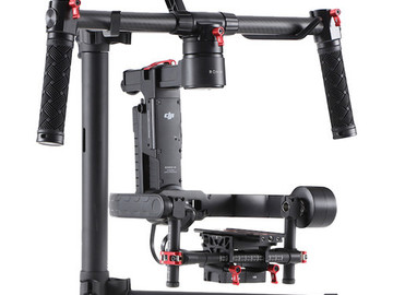 Rent: DJI Ronin-M 3-Axis Handheld Gimbal Stabilizer W/7in' Monitor
