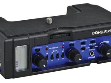 Rent: Beachtek DXA-SLR