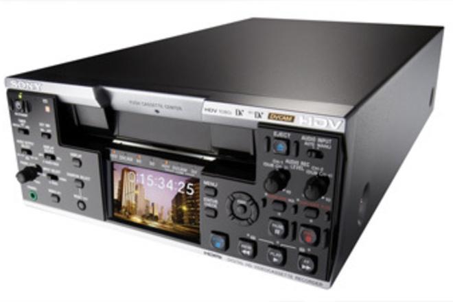 Sony HVR-M25U HDV / DVCAM / MiniDV Deck